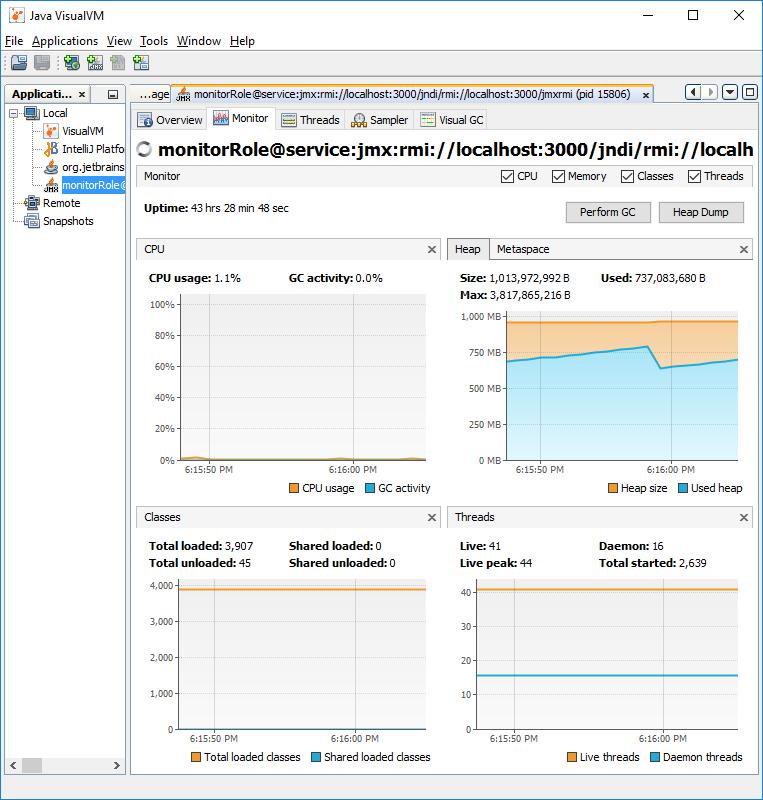 Remote Profiling the JVM through an SSH Tunnel | Taufiq's Blog